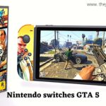 Nintendo switches GTA 5 - the gaming guider.-min