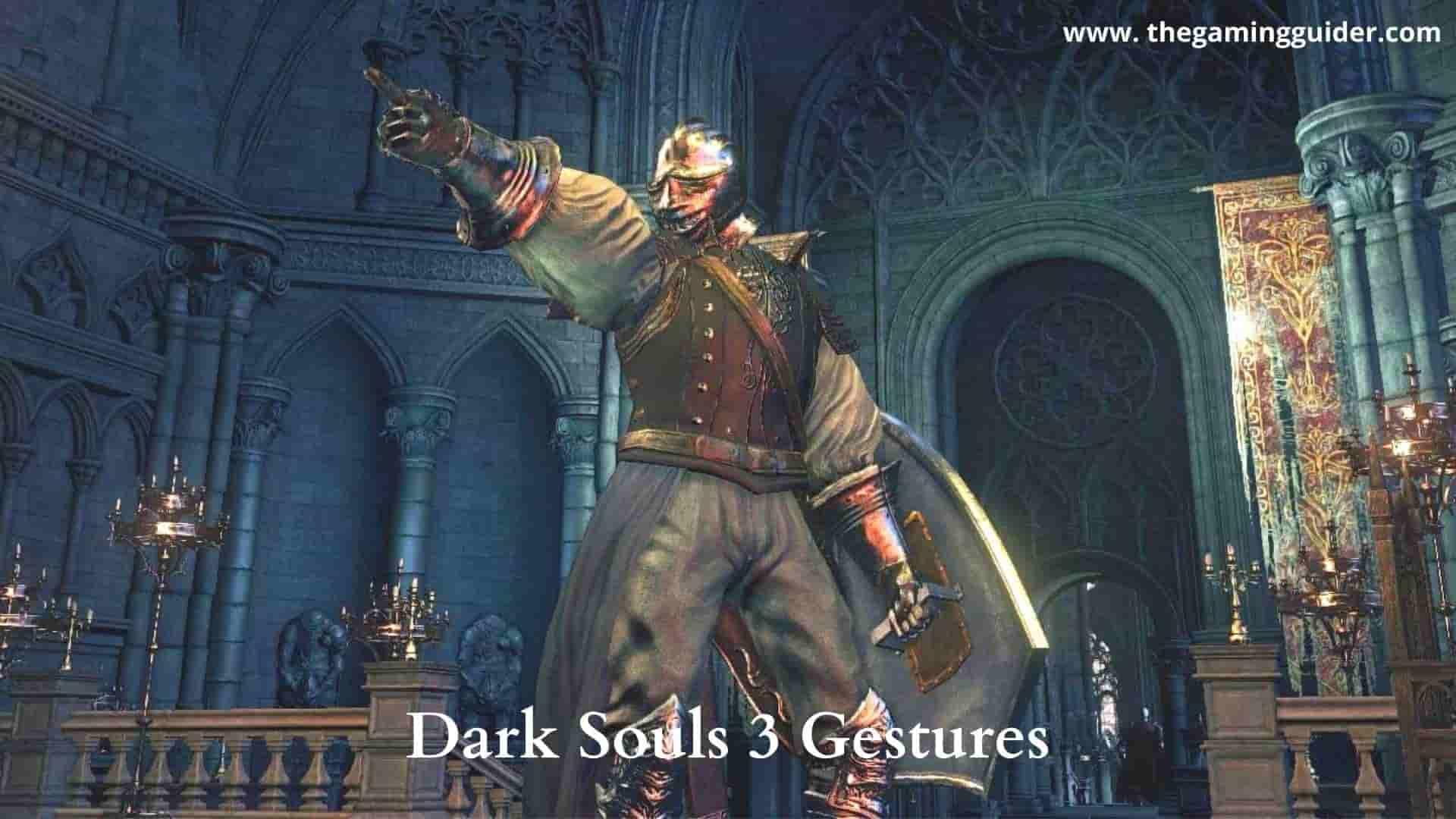 dark souls 3 gestures _ thegamingguier-min