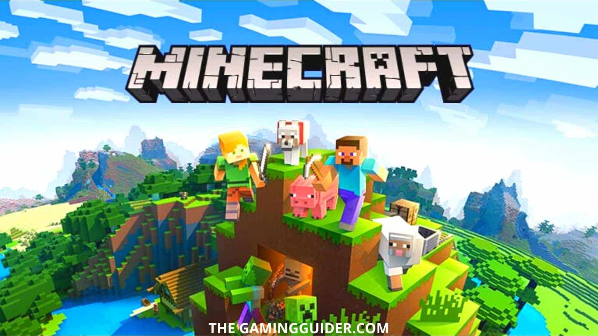 MINECRAFT - the gaming guider.com