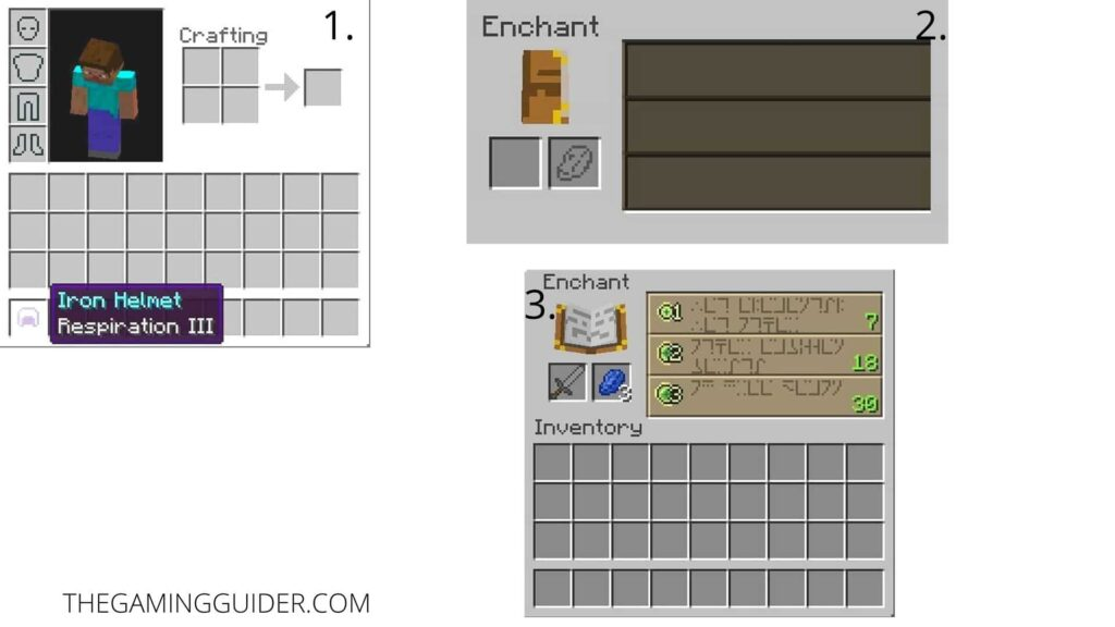 Minecraft respiration- the gaming guider